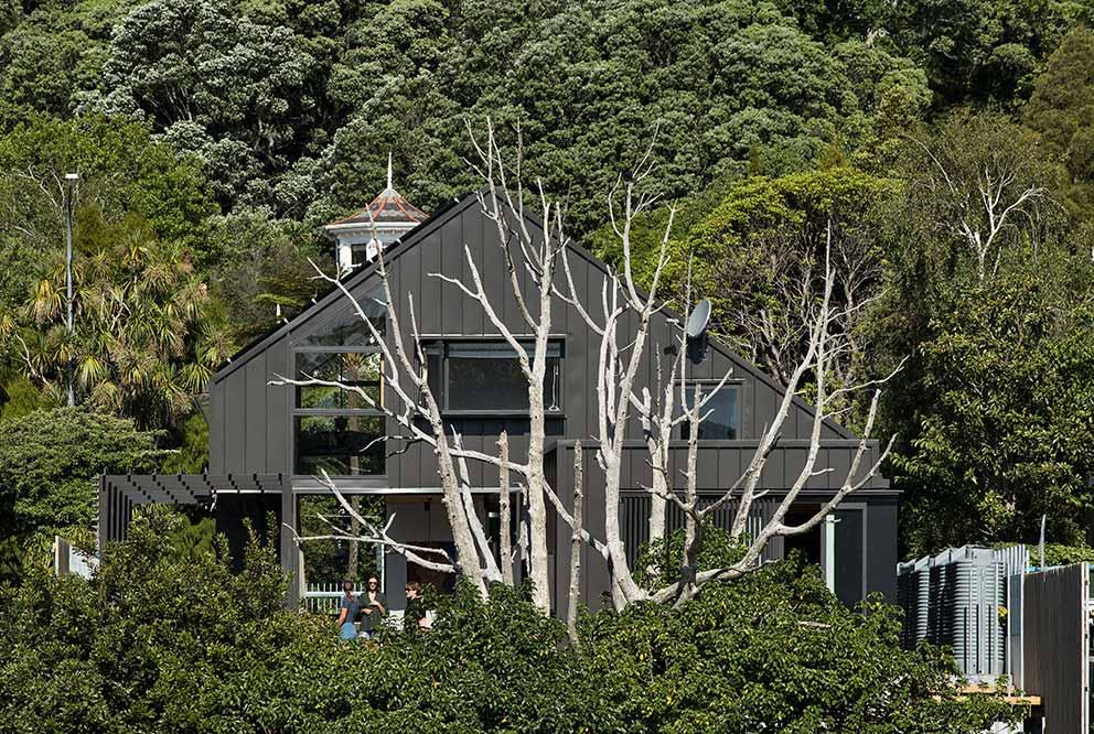 Mount Eden House