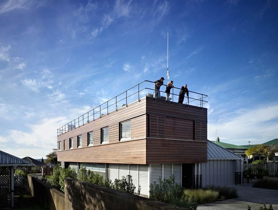 Civil Defence Shelter