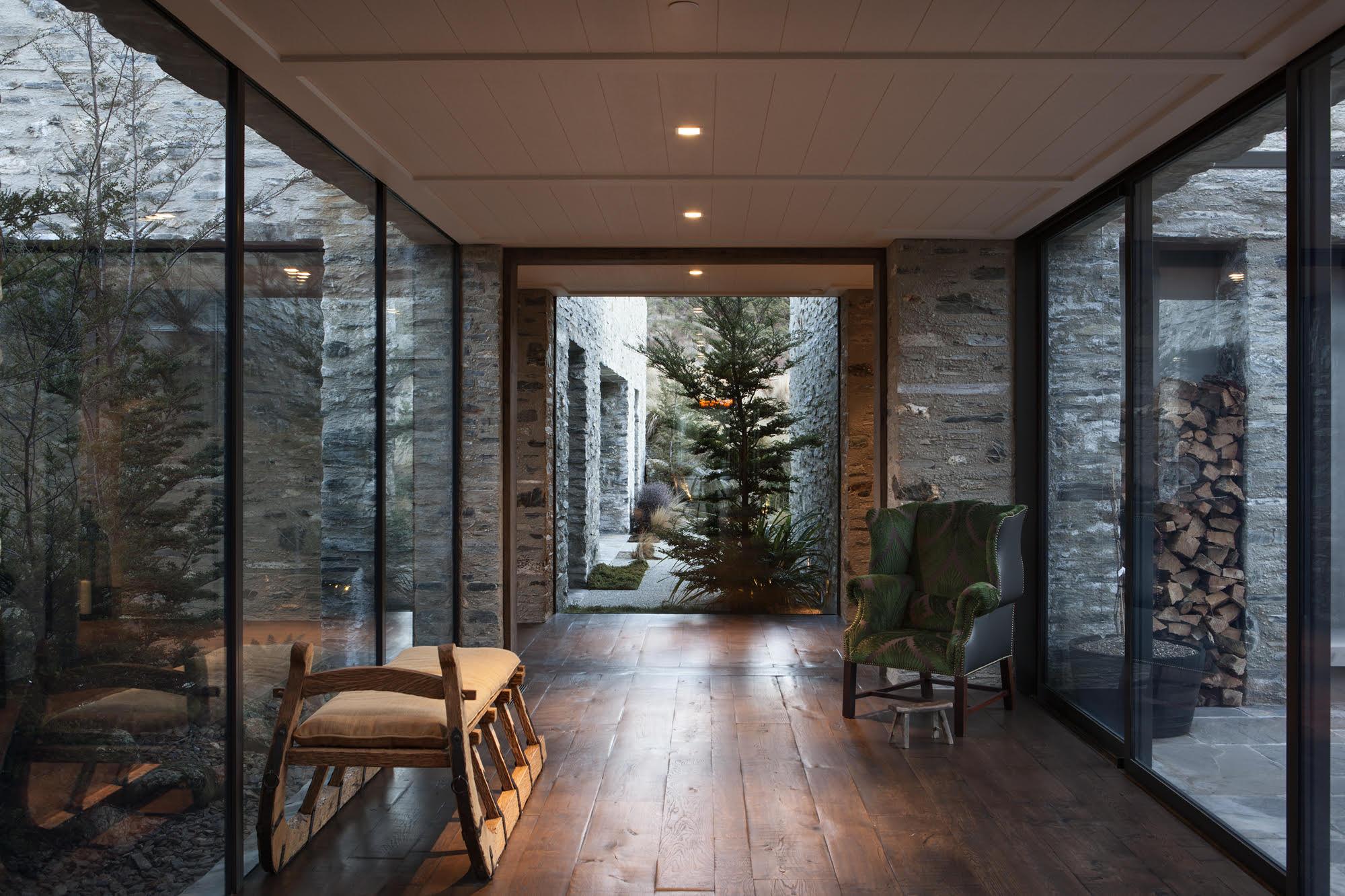 Simon Devitt house