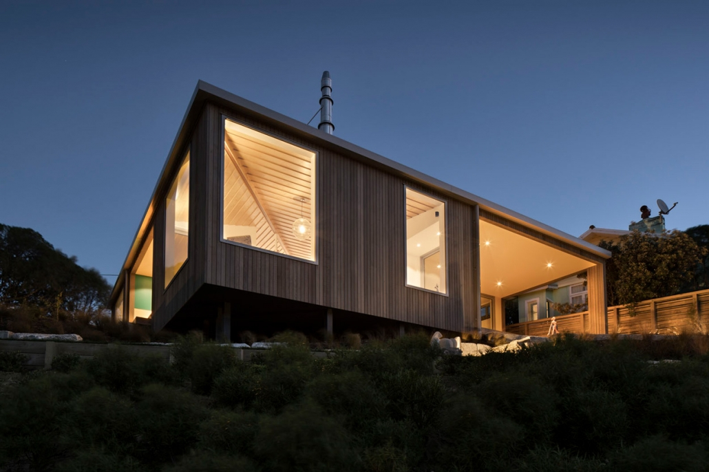 Spitaki House Simon Devitt Photographer of Architecture