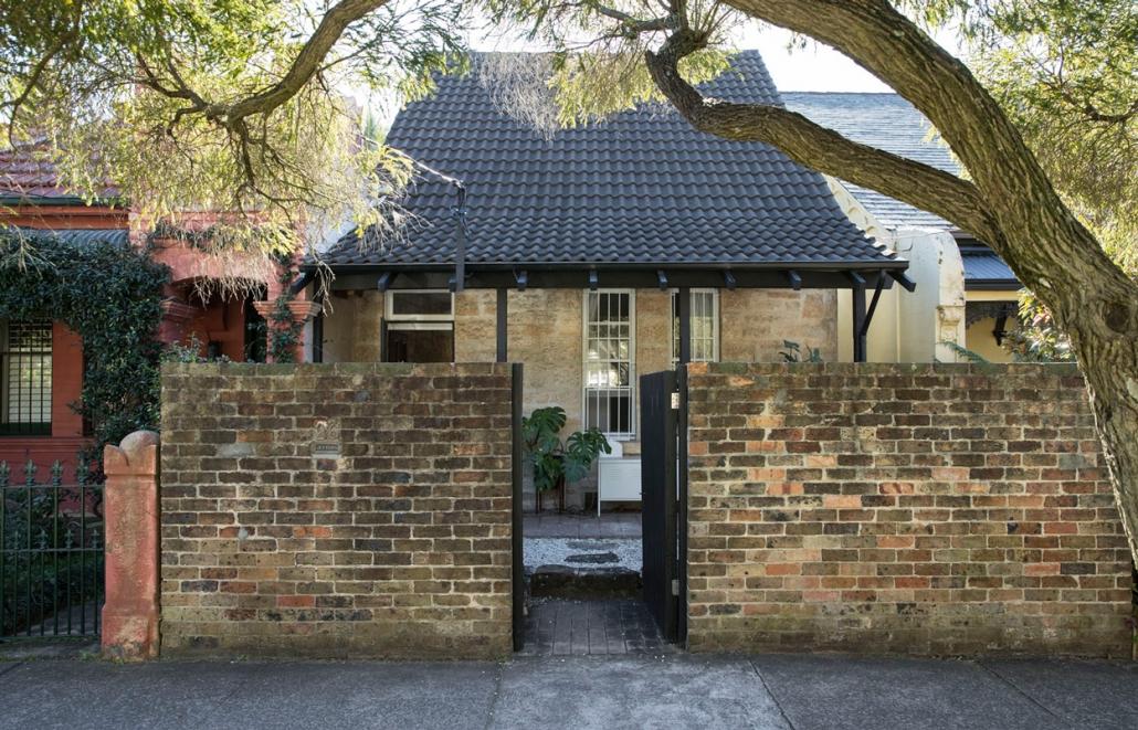 Derek Henderson House