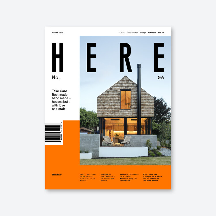 Here 06 Cover